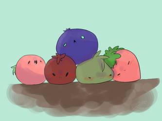Berries by AdventureSeason