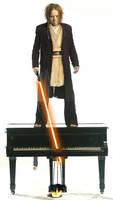 Tim Minchin, Jedi by Isensmith