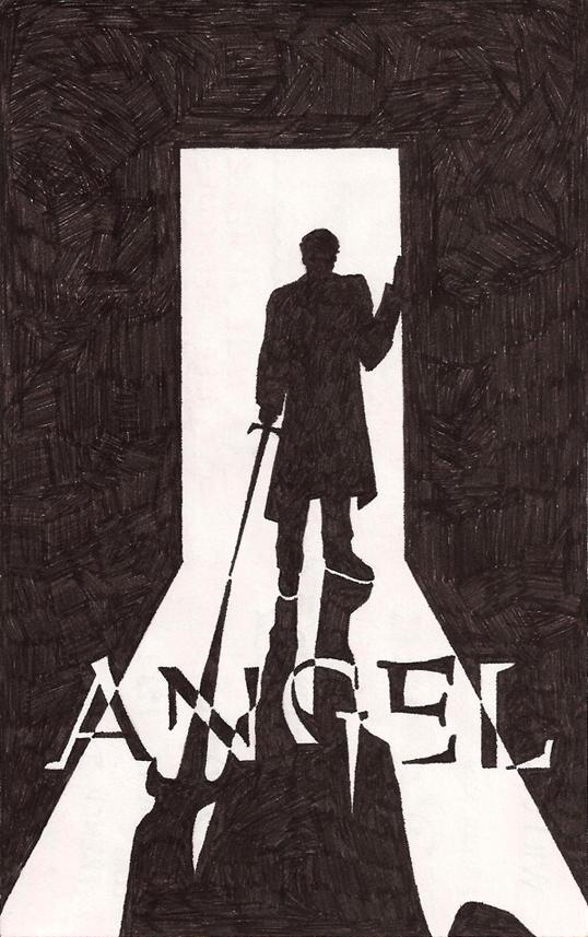 Angel by Isensmith