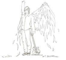 Rock Angel by Isensmith