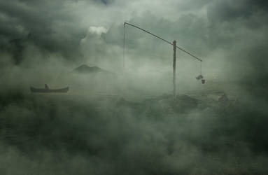 the fog by horhhe