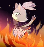 Blaze by Jadii-L