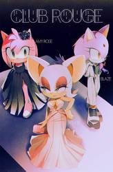 Super Sonic Style Zine by Jadii-L