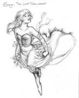 Sonya the TaleWeaver by Plotholetsi