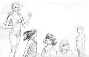 Aspect Character sketches 2 by Plotholetsi