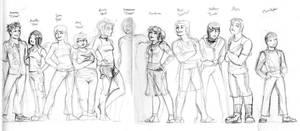 Aspect Character Roster by Plotholetsi