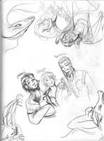 Storybook Ending Around and Ro by Plotholetsi