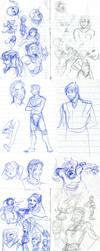 Sketch Dump 2012 No 2 by Plotholetsi