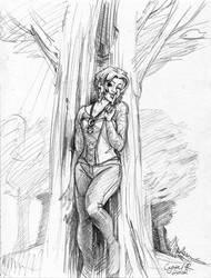 Morgana in Shadows by Plotholetsi