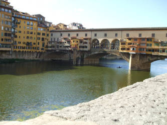Florence: The First Bridge by Shadowed-sigh