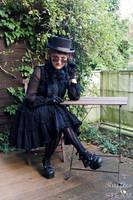 Steam Goth Lolita by AyraLeona