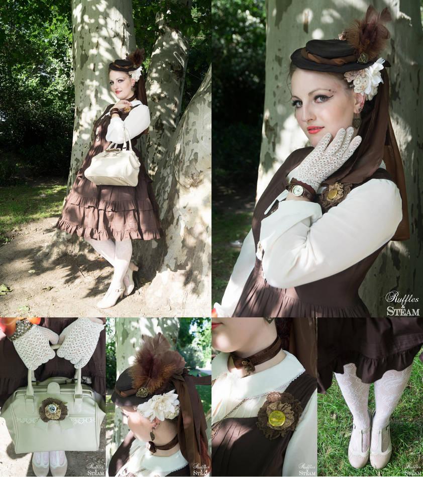 Classic Lolita by AyraLeona
