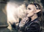 ~ Steampunk Fairy ~ by rufflesandsteam