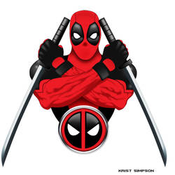 DEADPOOL design by KristSimpson