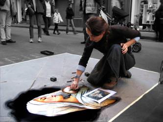 Artista di Strada by Fosforonero