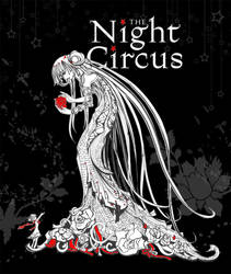 The Night Circus - The Paramour by acbunny