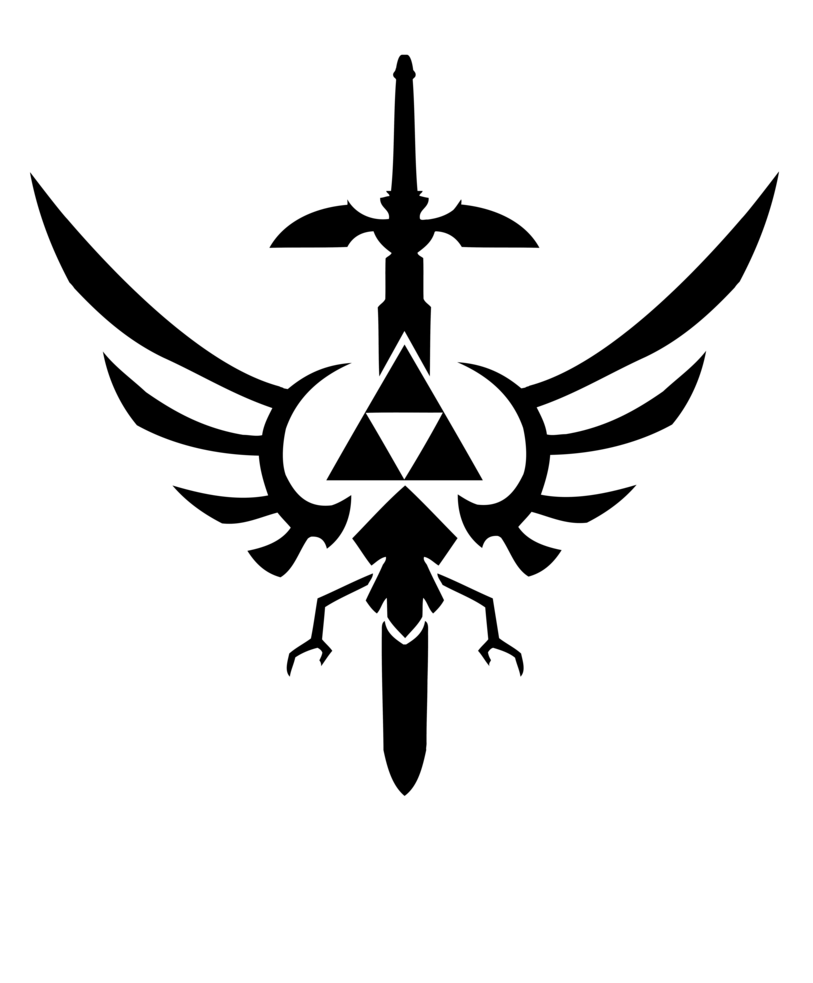 Triforce Tattoo Design By Mlpbrony87654 On Deviantart