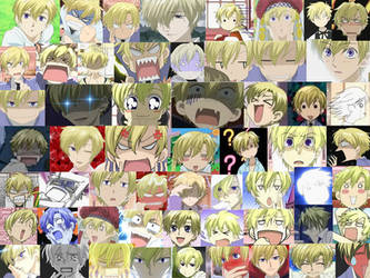 The Many Faces of Tamaki Suoh by tomgirl227
