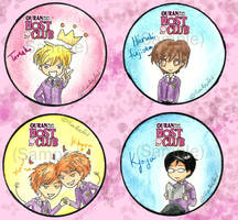 OHSHC Buttons Set by tomgirl227