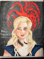 House Targaryen by tomgirl227