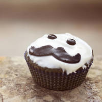 Movember Muffin by Sarah-BK