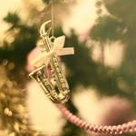 Golden Christmas by Sarah-BK