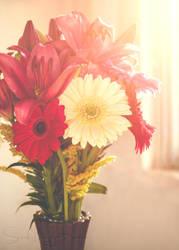 Last Flowers by Sarah-BK