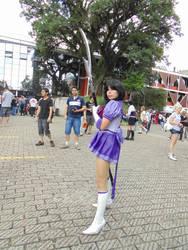 Sailor Saturn by deixaeutirafoto