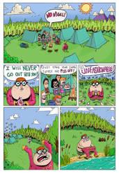 sasquatch page 1 by mrdynamite