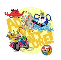 adventure BAM by mrdynamite