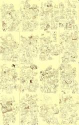 more sketchbook by mrdynamite
