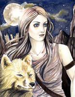 White Wolf by jkearney