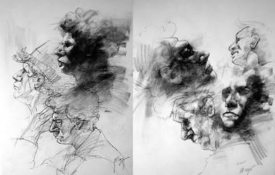 10-15min drawings by demhar