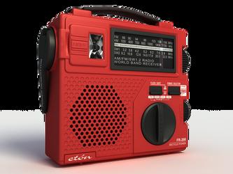 Eton FR200 radio. by sxela
