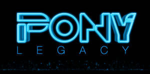 PONY Legacy Logo by RBDash47