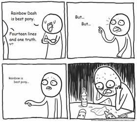 Best Pony by RBDash47