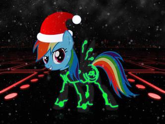 PONY Legacy Christmas by RBDash47