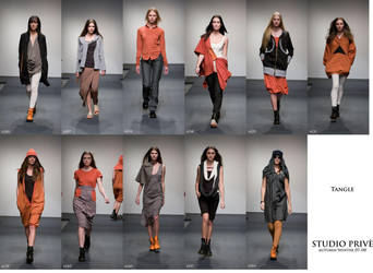Tangle - FW Collection by christychow