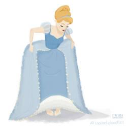 Cinderella (Disney Ladies Collab) by fit51391