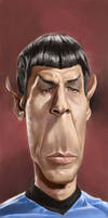 LIVE LONG AND PROSPER by JaumeCullell