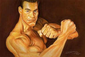 VAN DAMME by JaumeCullell