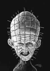 PINHEAD by JaumeCullell