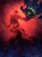 Shadow Boss by joelhustak