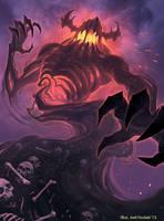 Master Shadow by joelhustak