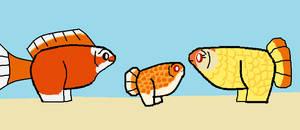 Mais Pond - Little Piggie by KalahariMeerkatfan