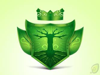 shield icon - free psd by pixtea