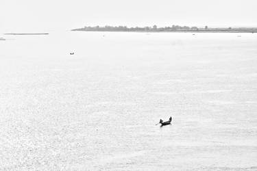Boatmen over the Brahmaputra by bingbing51