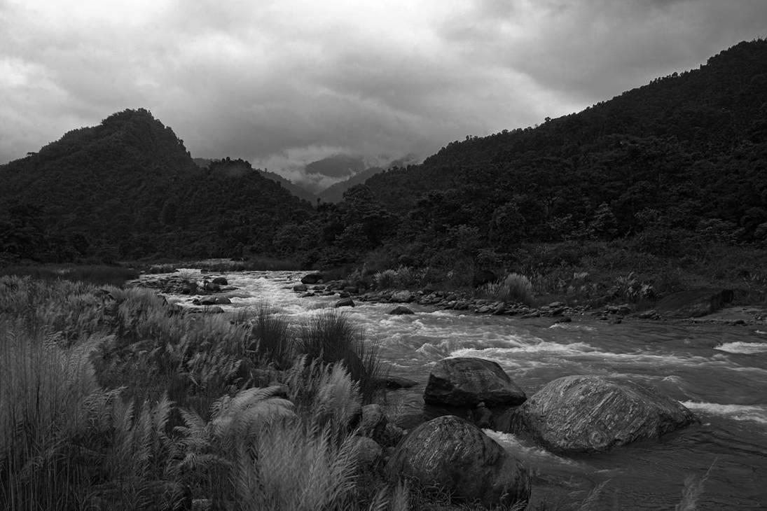 Chel River at Fagu by bingbing51