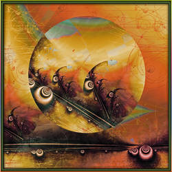 Venus In Orbit by mdichow