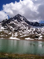 Mountain Lake II by MiMi-MosH